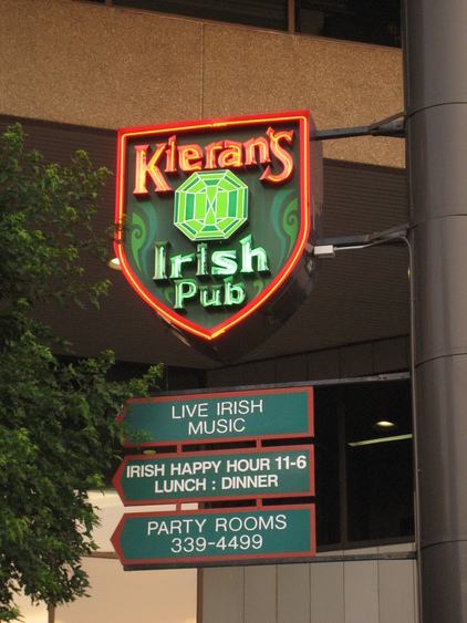 Kieran's Irish Pub, Minneapolis