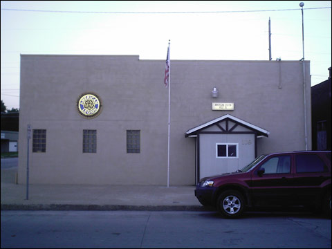 American Legion - Post 70, Creston