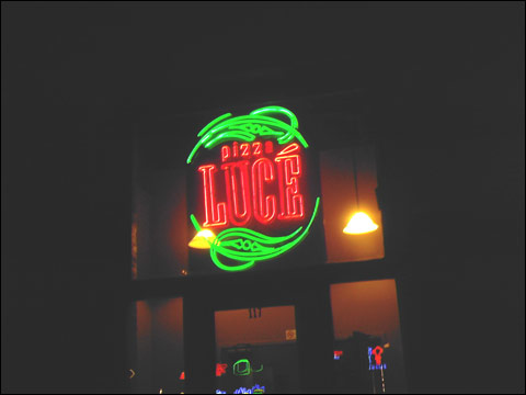 Pizza Luce' Downtown, Minneapolis