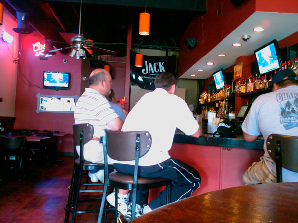 JR's Bar & Grill, Kansas City
