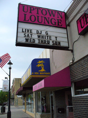 Uptown Lounge, Junction City