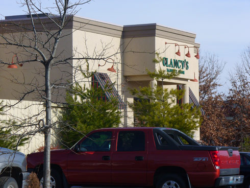Clancy's Cafe & Pub, Blue Springs