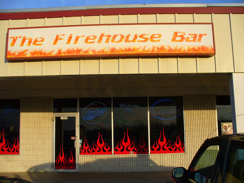 Firehouse Bar, Blue Springs