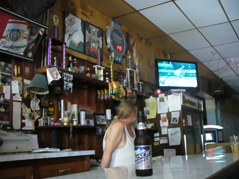 Sportsman's Bar, Chariton