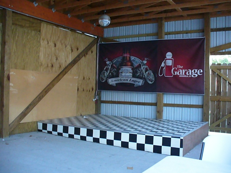 The Garage, Indianola