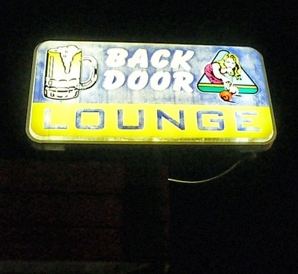 Back Door Lounge, River Bend