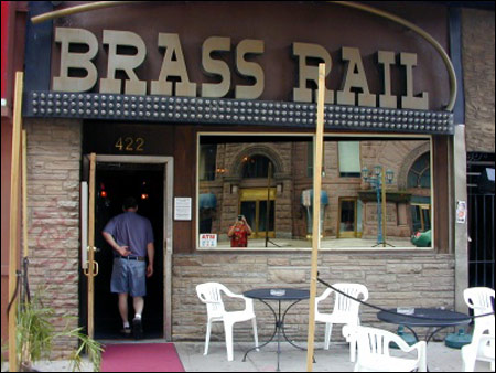 Brass Rail, Minneapolis