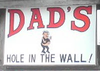 Dad's Hole In the Wall, Kansas City