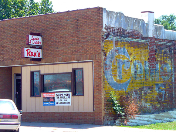 Ron's Bar & Grill, Nebraska City