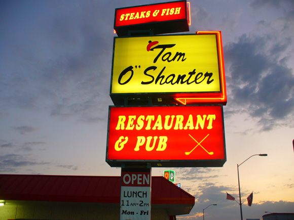 Tam O'Shanter Lounge, Lincoln