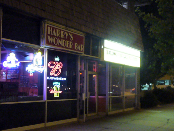 Harry's Wonder Bar, Lincoln