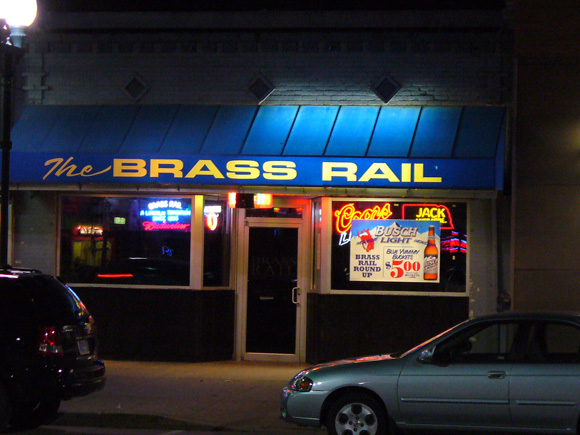 Brass Rail, Lincoln