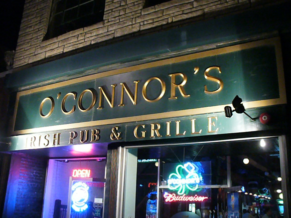 O'Connor's Irish Pub, Omaha