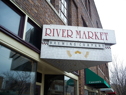 River Market Brewing Co, Kansas City
