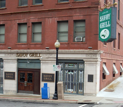 Savoy Grill, Kansas City